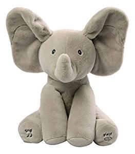 Elefant Plüschtiere Logo
