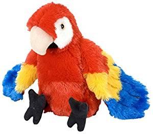Papagei Plüschtiere Logo