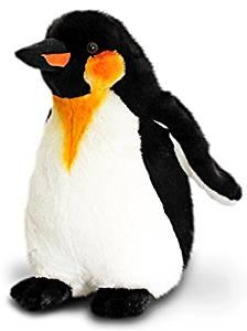 Pinguin Plüschtiere Logo
