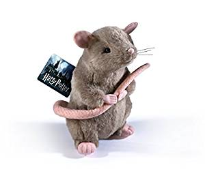 Ratte Plüschtier Logo