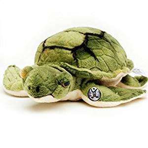 Schildkröten Plüschtiere Logo