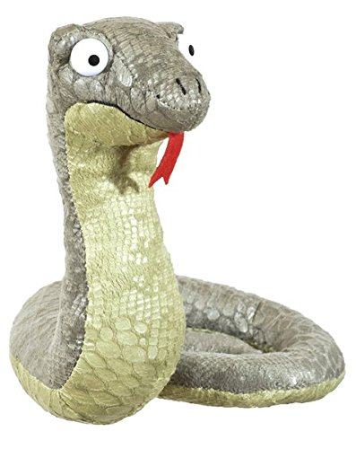 Schlangen Plüschtiere Logo