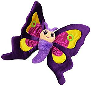 Schmetterling Plüschtiere Logo