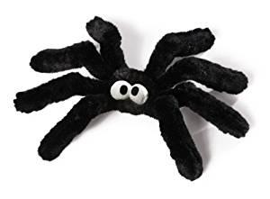 Spinne Plüschtier Logo