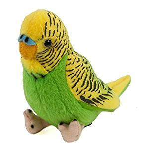 Vögel Plüschtiere Logo