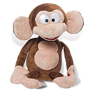 Affen Plüschtiere Logo