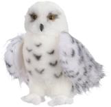 Cuddle Toys Schnee-Eule für Zauberer, Stofftier, 20 cm hoch (3841) -