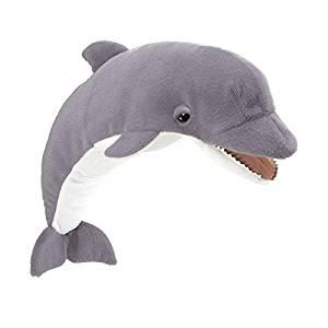 Delfin Plüschtiere Logo