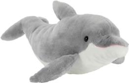 Heunec 248571 - Softissimo Delfin, 50 cm -