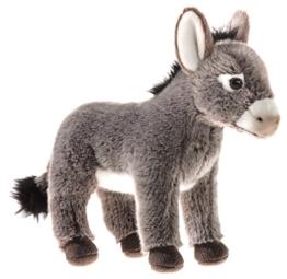 Heunec 274778 - Streichelzoo Esel, graubraun -