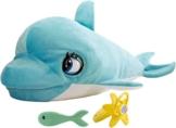 IMC Toys 7031IM - Blublu Delfin, Plüsch -