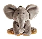 Schaffer 4230 Elefant Sugar, 13 cm, Plüsch, Plüschtier, Plüschelefant, Kuscheltier -