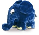 Schmidt Spiele 42189 - Die Sendung mit der Maus, Elefant Plüschtier (ca. 17 x 19 cm) -