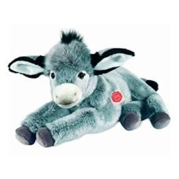 Teddy Hermann 90249 Esel liegend 50 cm -