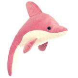 Wild Planet Delfin mit Sound Plüsch Spielzeug–parent -