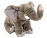 Wild Republic 11498 - Cuddlekins Elefant, Plüschtier, 30 cm -