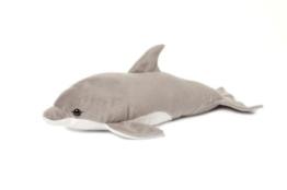 WWF Plüsch Kollektion WWF16370 - Plüschfigur Delfin 39 cm, Plüschtiere -
