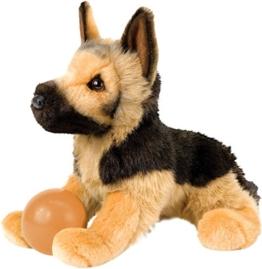 Cuddle Toys 2058 41 cm Plüschtier Deutscher Schäferhund lang - 1