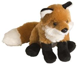 Cuddlekins Plüschtier roter Baby Fuchs, Kuscheltier ca. 20 cm - 1