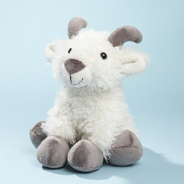 EBO 60554 - Ziege, 18 cm, weiß, sitzend - 1