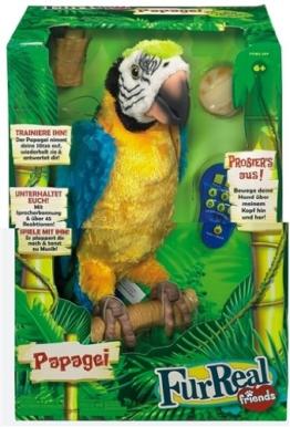 Hasbro 77182 - FurReal Friends Papagei - 1