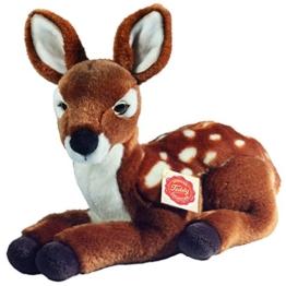 Hermann Teddy Collection 908289 - Plüsch-Bambi, 28 cm - 1