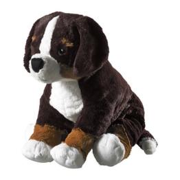 """IKEA 4054673250879 Stofftier Hund """"HOPPIG"""" Plüschtier Welpe sehr kuschelig - maschinenwaschbar - sicherheitsgetestet, 49 x 19 cm groß - 1"""