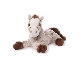 Inware 6373 - Kuscheltier Pferd Harry, liegend, 30 cm, beige/braun - 1