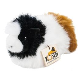Kösen, Meerschweinchen, 18 cm, braun/weiß/schwarz, Plüschmeerschweinchen - 1