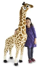 Melissa & Doug - Melissa and Doug-Giraffe-Plüsch - 1
