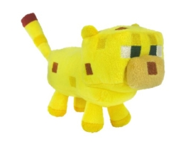 Minecraft 16534 - Plüschfigur Ozelot - 1