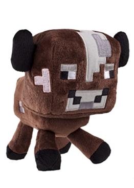 Minecraft 16538 - Plüschfigur Baby Kuh - 1