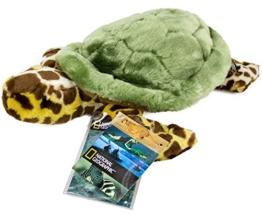 National Geographic–Plüschtier Schildkröte 40cm - 1