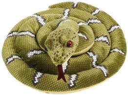 National Geographics Stofftier, Motiv: Schlange, Plüsch, Naturfarben, mittelgroß - 1