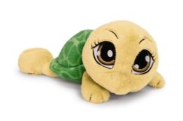 Nici 34840 - Schildkröte liegend 15 cm, goldgelb - 1