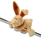 Nici 36509 - Hase Ralf Rabbit MagNici, 12 cm - 1