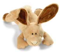 Nici 36514 - Liegende Hase Ralf Rabbit, 20 cm - 1