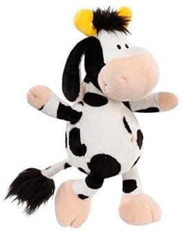 Nici 36827 - Kuh Schlenker Plüschtier, 15 cm - 1