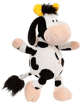 Nici 36828 - Kuh Schlenker Plüschtier, 25 cm - 1