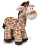 Nici 38634 - Giraffe Debbie, 30 cm stehend - 1