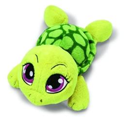 Nici 38675 - Sweethearts Schildkröte, 35 cm, liegend, grün - 1