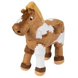 Offizielle Minecraft - Pferd - 13 Zoll Plüschtier - 1