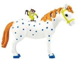 Pippi Langstrumpf 44.3691.00 - Pippi Pferd und Affe - 1