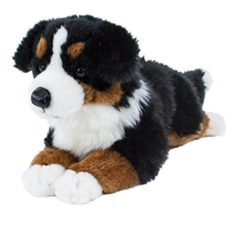 Plüschtier Berner Sennenhund - liegend - 38 cm - 1