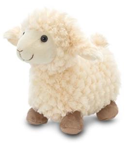 Plüschtier Schaf, Kuscheltier Keel Toys Lamm stehend ca. 30 cm - 1