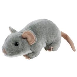 Ratte, 30 cm (mit Schwanz) grau - 1