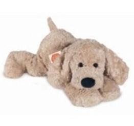Schlenkerhund beige 40cm - Teddy Hermann 928935 - 1