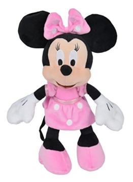 Simba 6315874843 - Disney Plüschfigur, Minnie, 25 cm - 1