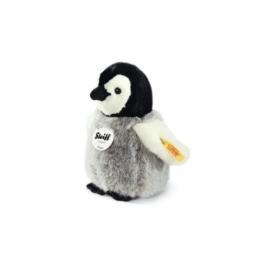 Steiff 057144 - Flaps Pinguin 16 stehende Plüsch, grau/weiß - 1