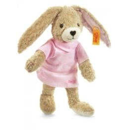 Steiff 237577 - Hoppel Hase, rosa, 20 cm - 1